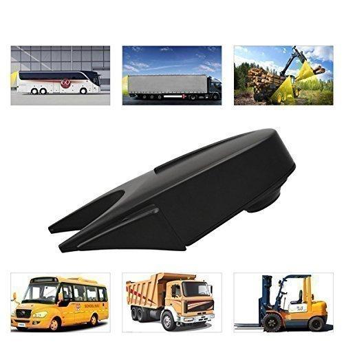 ZEMEX Rückfahrkamera Sharp für Transporter in schwarz (NTSC,CCD) z.B. für T5, Crafter, Sprinter,Viano, Ducato, Vans, Transit