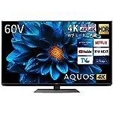 シャープ 60V型 液晶 テレビ AQUOS 4T-C60DN1 4K チューナー内蔵 Android TV (2021年モデル)