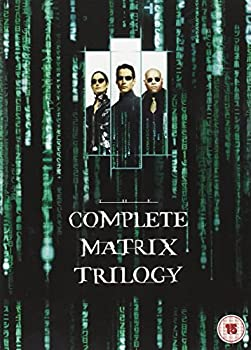 The Complete Matrix Trilogy  The Matrix / The Matrix Reloaded / The Matrix Revolutions  [Blu-ray]
