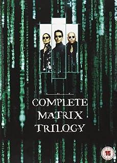 Complete Matrix Trilogy [Blu-ray] [1999] [Region Free] (B001CEE1YE) | Amazon price tracker / tracking, Amazon price history charts, Amazon price watches, Amazon price drop alerts