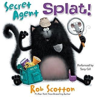 Couverture de Secret Agent Splat!