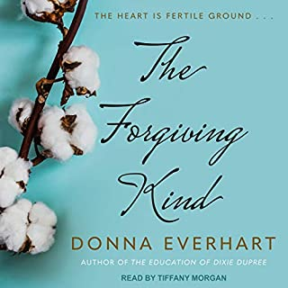 The Forgiving Kind                   By:                                                                                                                                 Donna Everhart                               Narrated by:                                                                                                                                 Tiffany Morgan                      Length: 11 hrs and 59 mins     4 ratings     Overall 3.8