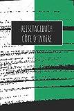 Reisetagebuch Côte D'Ivoire: 6x9 Reise Journal I Notizbuch mit Checklisten zum Ausfüllen I Perfektes...