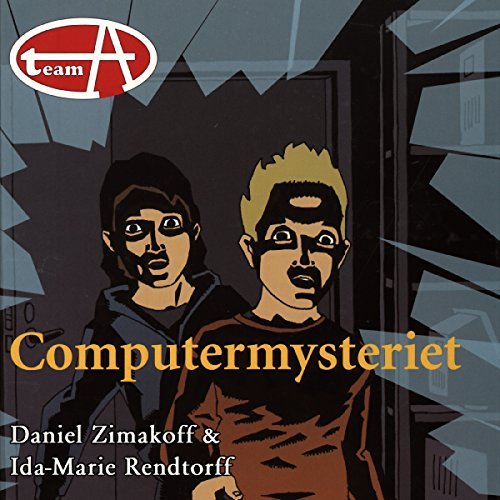 Computermysteriet audiobook cover art