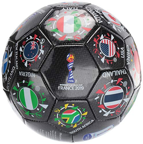 Icon Sports Fan Shop Officially Licensed Soccer Ball FIFA World Cup 2019 FIFA World Cup, Team Color, Size 3
