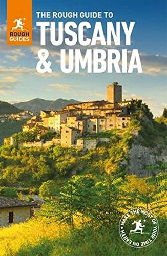 The Rough Guide to Tuscany and Umbria (Travel Guide) (Rough Guides) -  Guides, Rough, Paperback