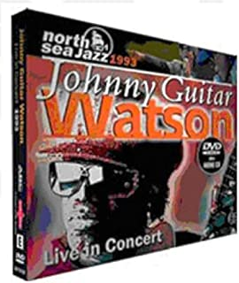 Johnny Guitar Watson - North Sea Jazz Festival 1993 [DVD]