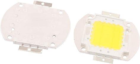 X-DREE 2pcs 30-34V 20W LED Chip Bulb Neutral Light Bright High Power For Floodlight (4dd6518e-a222-11e9-8d7c-4cedfbbbda4e)