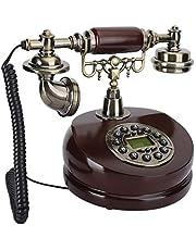 番號再ダイヤル固定電話、アンティーククラフトヴィンテージ電話、自宅、オフィス、