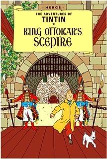 The Adventures of Tintin King Ottokar's Sceptre by Herge - Hardcover