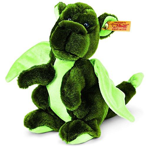 Steiff 1512,0 - Kian Baby Drache 20, grün