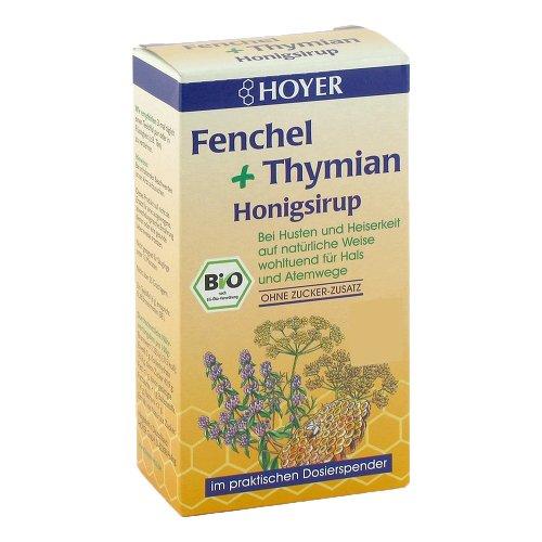 HOYER Fenchel+Thymian Honigs, 250 g
