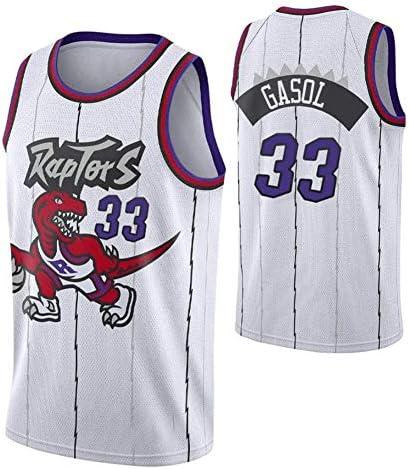 G/&F Toronto Raptors Pantalones Cortos De Baloncesto para Hombre Transpirable Y Fresco Alta Elasticidad S-XXL Size : XXL