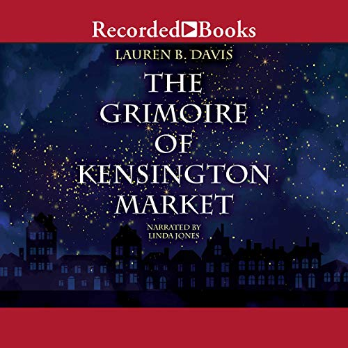 The Grimoire of Kensington Market audiobook cover art