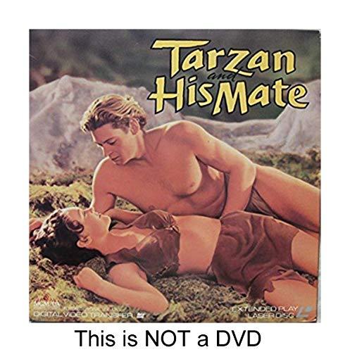 Tarzan and His Mate (12') Laserdisc