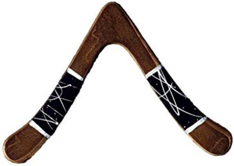 Aspen Aboriginal Wooden Boomerangs - Great for kids 8-18
