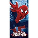 Serviette de bain Disney Spiderman - 70 x 140 cm