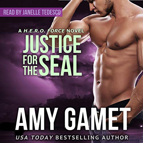 Justice for the SEAL audiobook cover art