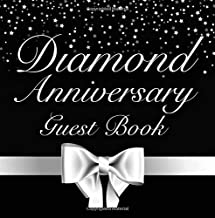 Best 60th wedding anniversary guest book Reviews