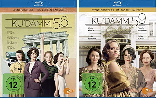 56 + Ku'damm 59 [Blu-ray]