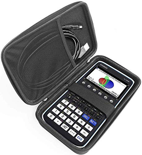 FitSand Hard Case Compatible for CASIO PRIZM FX-CG50 Color Graphing Calculator
