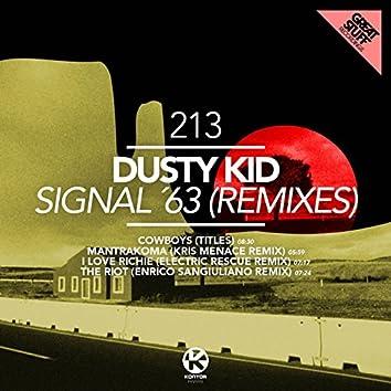 Signal '63 Remixes