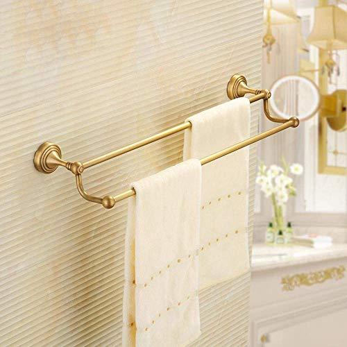 AYHa Accesorios para toallas de barra de puerta de baño de