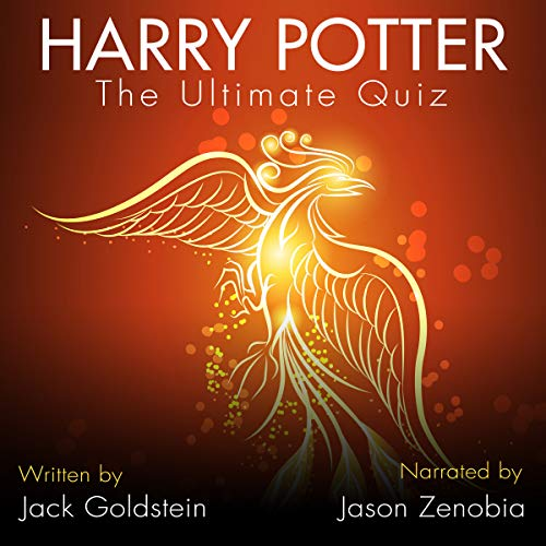 Harry Potter - the Ultimate Quiz cover art