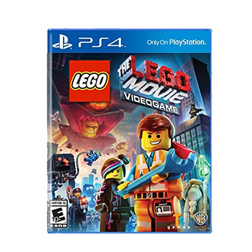 The Lego Movie Videogame – PlayStation 4 – Standard Edition