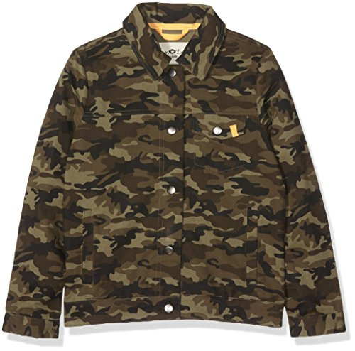 Ben & Lea Sipi Jacke, Mehrfarbig (Camouflage 111), 98 (Herstellergröße: 98/104)