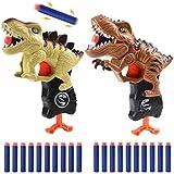 Happitry Dinosaur Blaster Gun Toys for Boys 3...