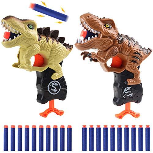 Happitry Kids Blaster Guns Toy for Boys Ages 4 5 6...