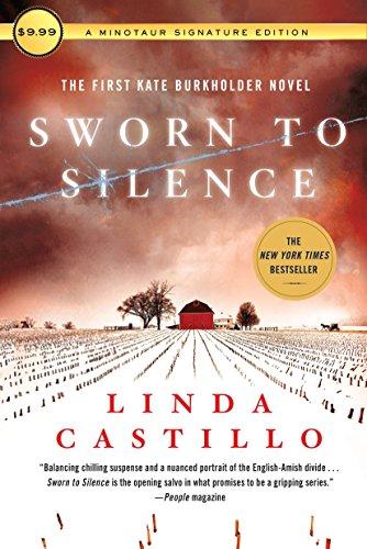 Sworn to Silence: The First Kate Burkholder Novel (Kate Burkholder, 1)