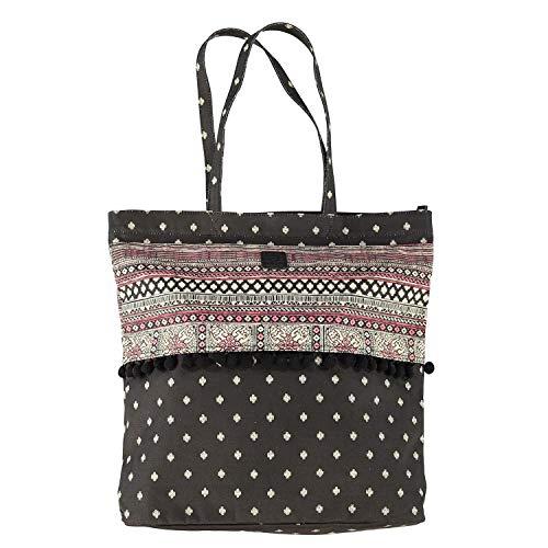 Brunotti Damen Screwdriver PP Women Bag Taschen, Black, One Size