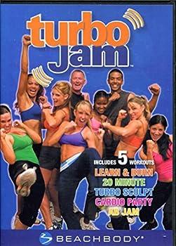 Turbo Jam  5 Workouts - Learn & Burn 20 Minute Turbo Sculpt Cardio Party AB Jam