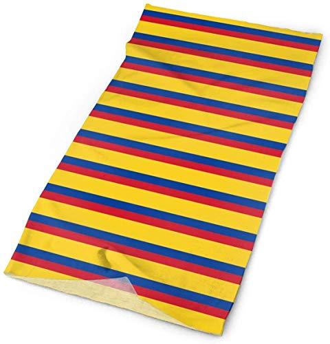 Keyboard cover Bandana de Colombia con diseño de bandera de Estado One_color. Talla única