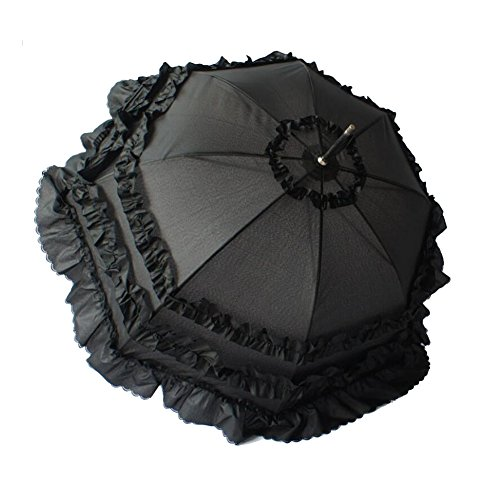 bpblgf nieuwe paraplu bruiloft parasol bruidsparaplu winddichte waterdichte pagode paraplu D, 03