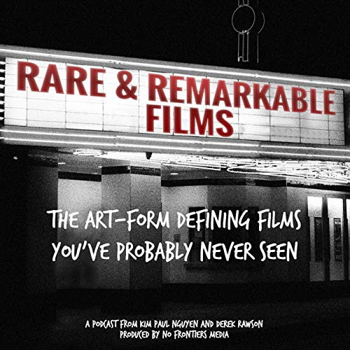 Rare & Remarkable Films  By  cover art