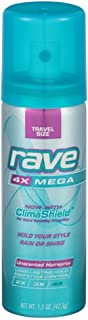 rave travel size