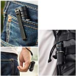 Olight S1R Baton II LED Flashlight Max 1000lm Compact Rechargeable EDC Torch Light Single IMR16340 Powered Torch for… 5