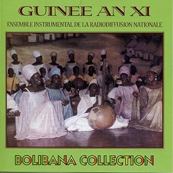 Guinée an XI (Bolibana Collection)