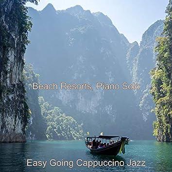 Beach Resorts, Piano Solo