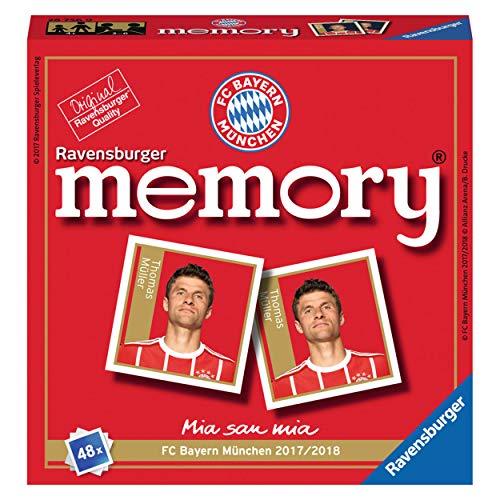 Ravensburger 26756 - FC Bayern München memory Familienspiel