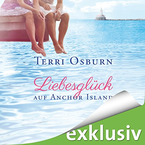Liebesglück auf Anchor Island audiobook cover art