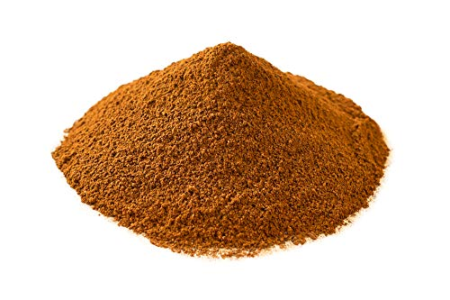Bio Chaga Pilz Pulver 125g aromatisch, getrocknet, Heilpilz, roh Rohkost, vegan, 100% natürlich