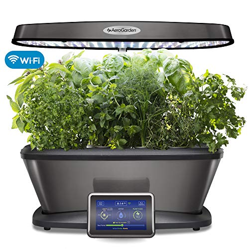 Image of the AeroGarden 903124-1100, Platinum Bounty Elite WiFi