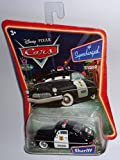 Disney Pixar Cars - Sheriff - Supercharged