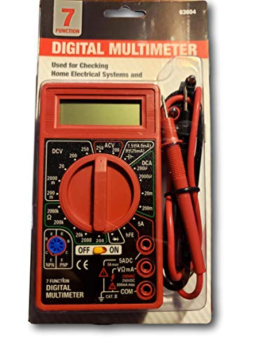 7 Function Digital Multimeter -USATM