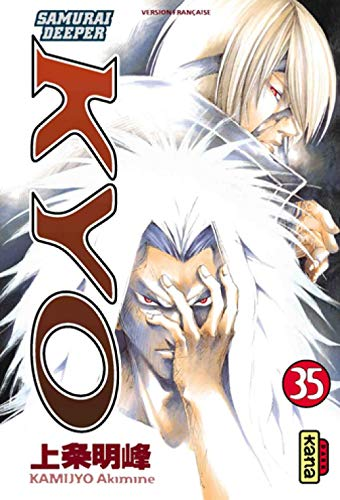 Samouraï Deeper Kyo, tome 35