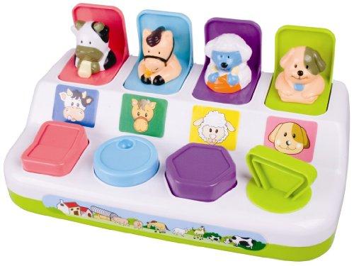 My Precious Baby Pop-Up-Farm Tiere Spielset